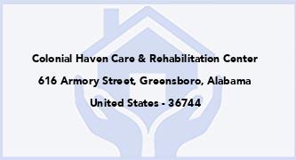 Colonial Haven Care & Rehabilitation Center