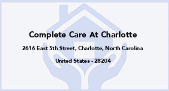 Complete Care At Charlotte