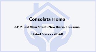 Consolata Home
