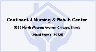 Continental Nursing & Rehab Center