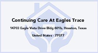 Continuing Care At Eagles Trace