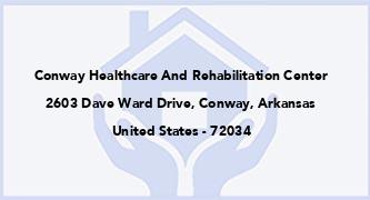Conway Healthcare And Rehabilitation Center