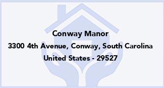 Conway Manor