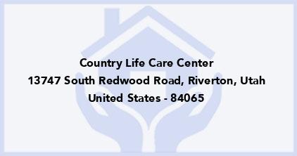 Country Life Care Center