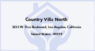 Country Villa North