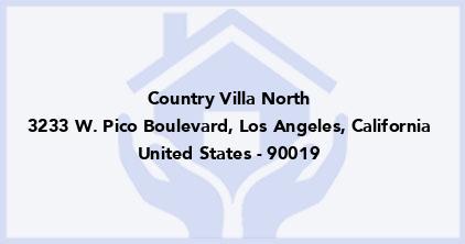 Country Villa North