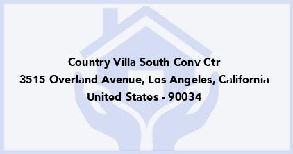 Country Villa South Conv Ctr