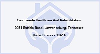 Countryside Healthcare And Rehabilitation