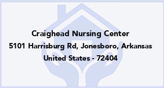 Craighead Nursing Center