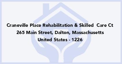 Craneville Place Rehabilitation & Skilled  Care Ct