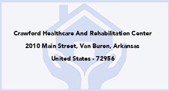 Crawford Healthcare And Rehabilitation Center