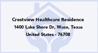 Crestview Healthcare Residence