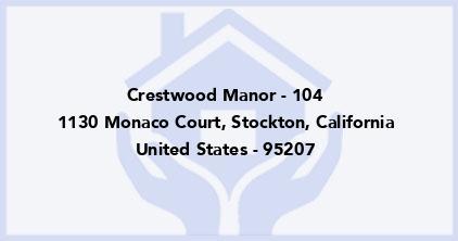 Crestwood Manor - 104