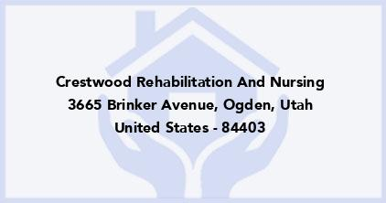 Crestwood Rehabilitation And Nursing