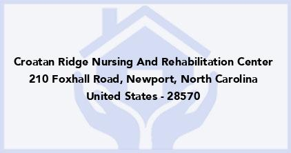 Croatan Ridge Nursing And Rehabilitation Center