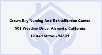 Crown Bay Nursing And Rehabilitation Center