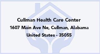 Cullman Health Care Center