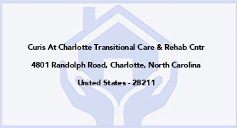Curis At Charlotte Transitional Care & Rehab Cntr