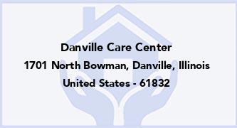 Danville Care Center