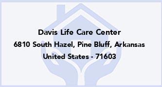 Davis Life Care Center