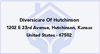 Diversicare Of Hutchinson