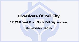 Diversicare Of Pell City