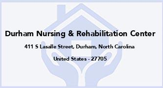 Durham Nursing & Rehabilitation Center