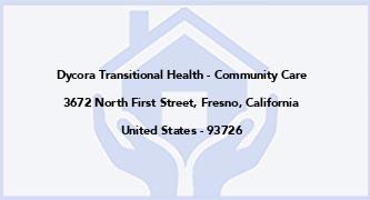 Dycora Transitional Health - Community Care
