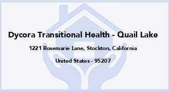 Dycora Transitional Health - Quail Lake