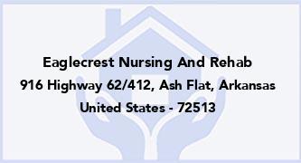 Eaglecrest Nursing And Rehab