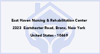 East Haven Nursing & Rehabilitation Center