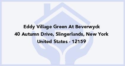 Eddy Village Green At Beverwyck