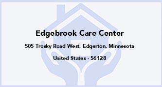 Edgebrook Care Center