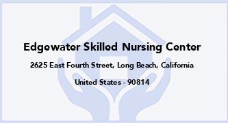 Edgewater Skilled Nursing Center
