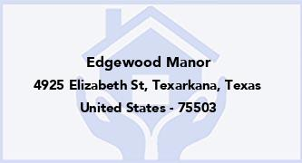 Edgewood Manor