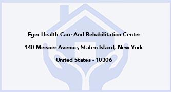 Eger Health Care And Rehabilitation Center