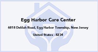Egg Harbor Care Center