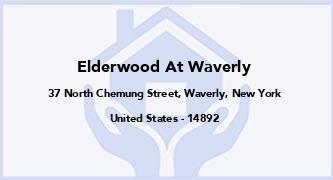 Elderwood At Waverly