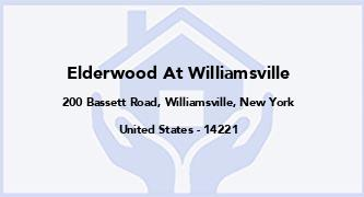 Elderwood At Williamsville