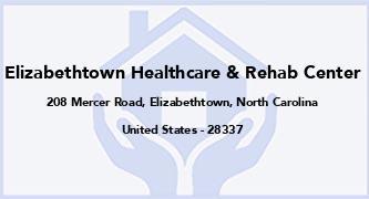 Elizabethtown Healthcare & Rehab Center