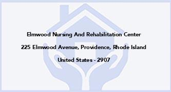 Elmwood Nursing And Rehabilitation Center
