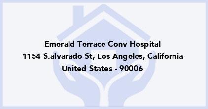 Emerald Terrace Conv Hospital