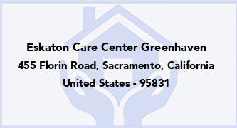 Eskaton Care Center Greenhaven