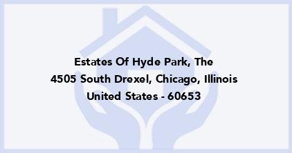 Estates Of Hyde Park, The
