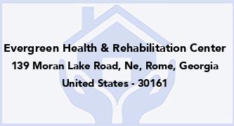 Evergreen Health & Rehabilitation Center