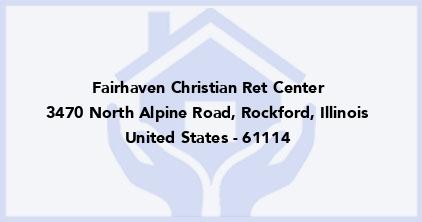 Fairhaven Christian Ret Center