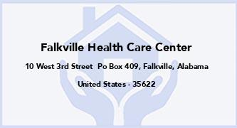Falkville Health Care Center