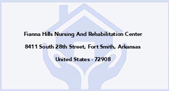 Fianna Hills Nursing And Rehabilitation Center