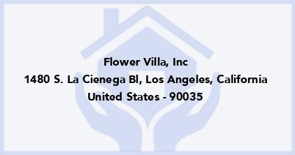 Flower Villa, Inc