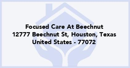 Focused Care At Beechnut